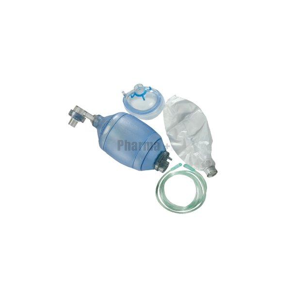 Emergenza E Medicazione Pharmapiù Pallone Di Ventilazione Monouso Per