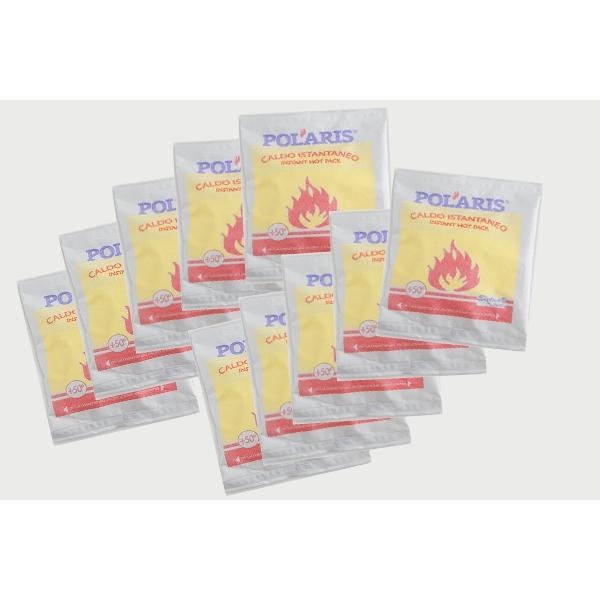 SIXTUS  Kit Polaris Caldo Istantaneo 10 pezzi