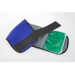 Emergenza e MedicazioneSIXTUSFascia Azzurra per Cuscinetti caldo-freddo