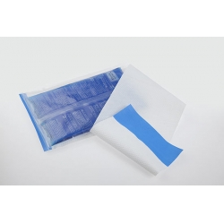 Emergenza e MedicazioneSIXTUSFascia Bianca per Cuscinetti caldo-freddo 16x22 cm