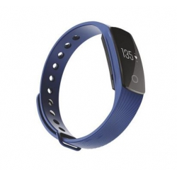 Braccialetti fitnessTECHMADET-Fit blu